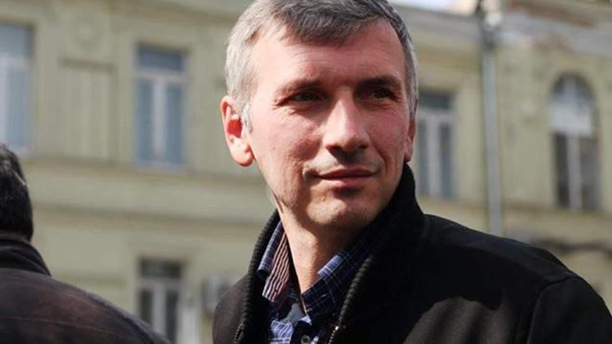 Напад на активіста Михайлика в Одесі: поліція затримала 3 підозрюваних