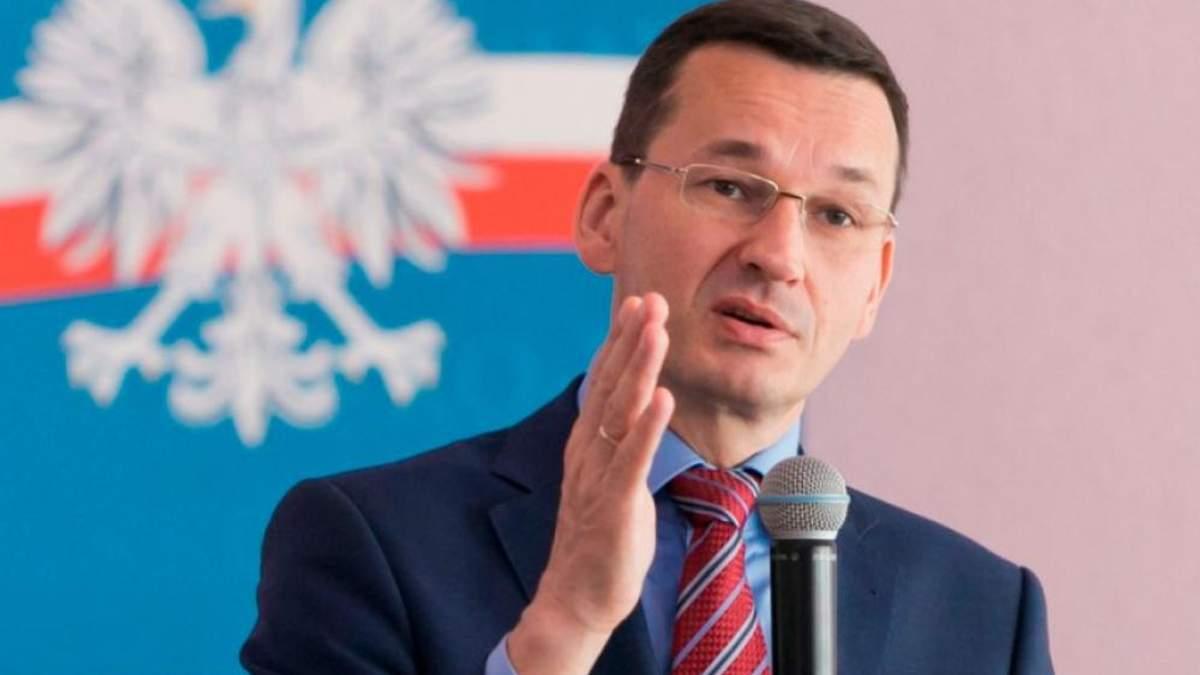 Решение ЕК подрывает диалог по судебной реформе, – премьер Польши