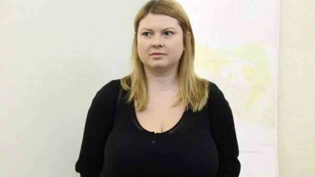 """""""Я впізнала ту людину"""": Катерина Гандзюк розповіла про нападника"""