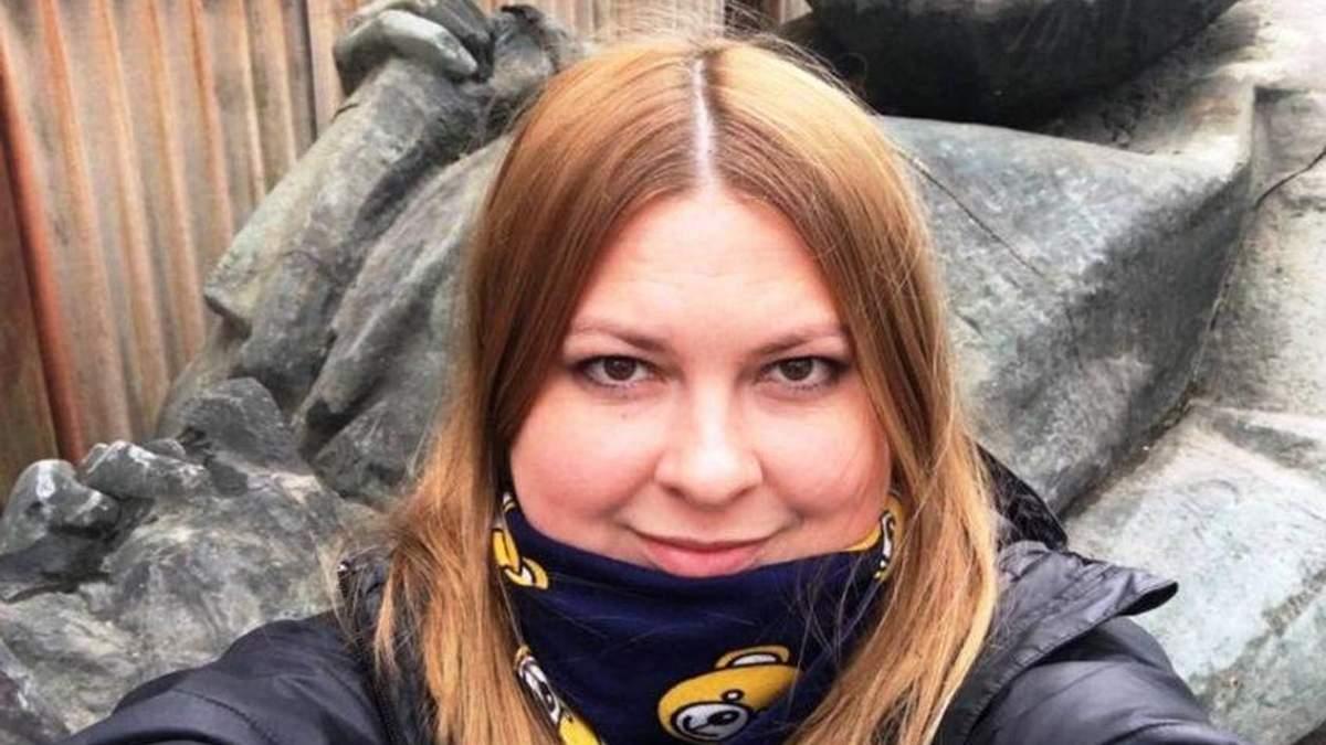 """""""Я узнала того человека"""": Екатерина Гандзюк рассказала о нападающем"""