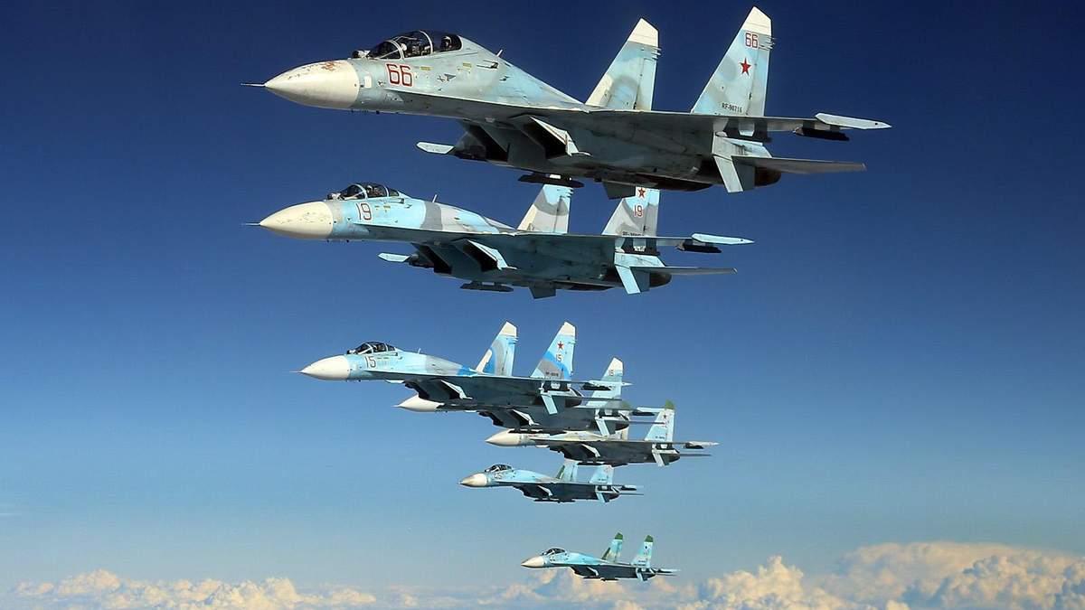 Россия вместе с рядом стран проводит масштабные учения военной авиации