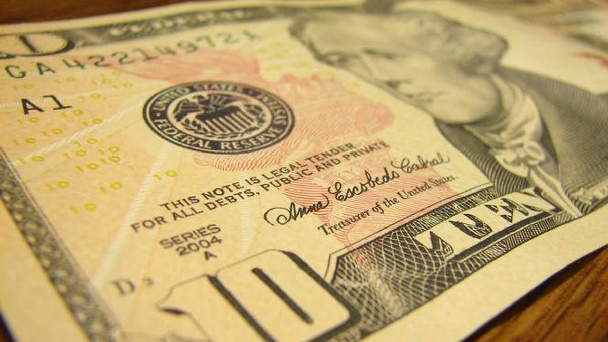 Курс валют НБУ на 28 сентября