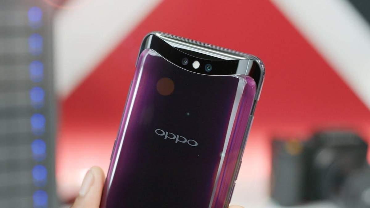 Oppo Find X отримає 10 ГБ оперативної пам'яті