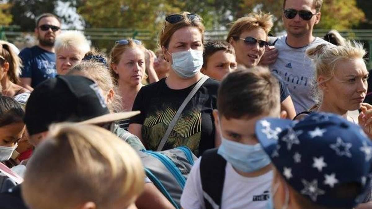 Хімвикид у Армянську: після повернення до міста діти знову почали хворіти
