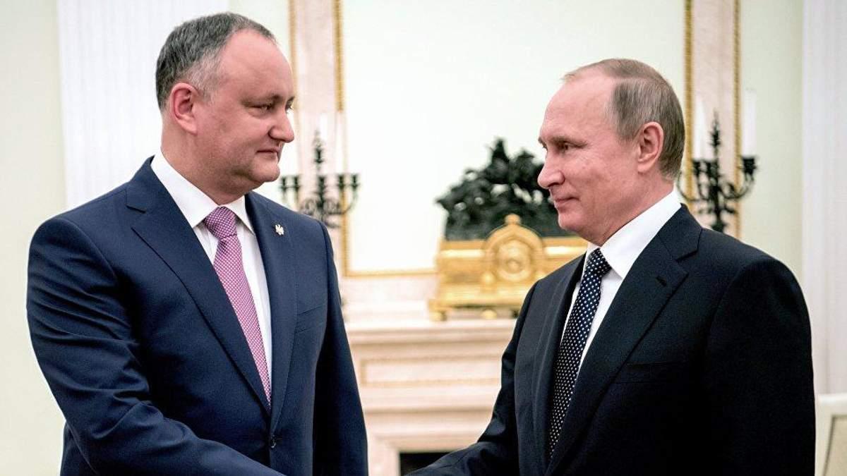 """""""Це ненормальна ситуація"""": у Кремлі розповіли про відновлення відносин з Молдовою"""