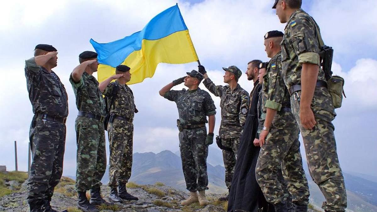 Военных-срочников ВСУ не привлекают к участию в составе ООС на Донбассе