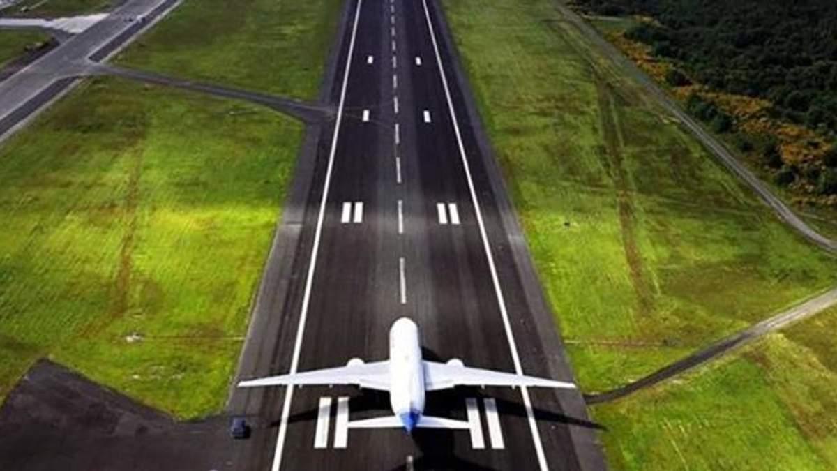 Днепряне требуют от властей денег на новый аэродром