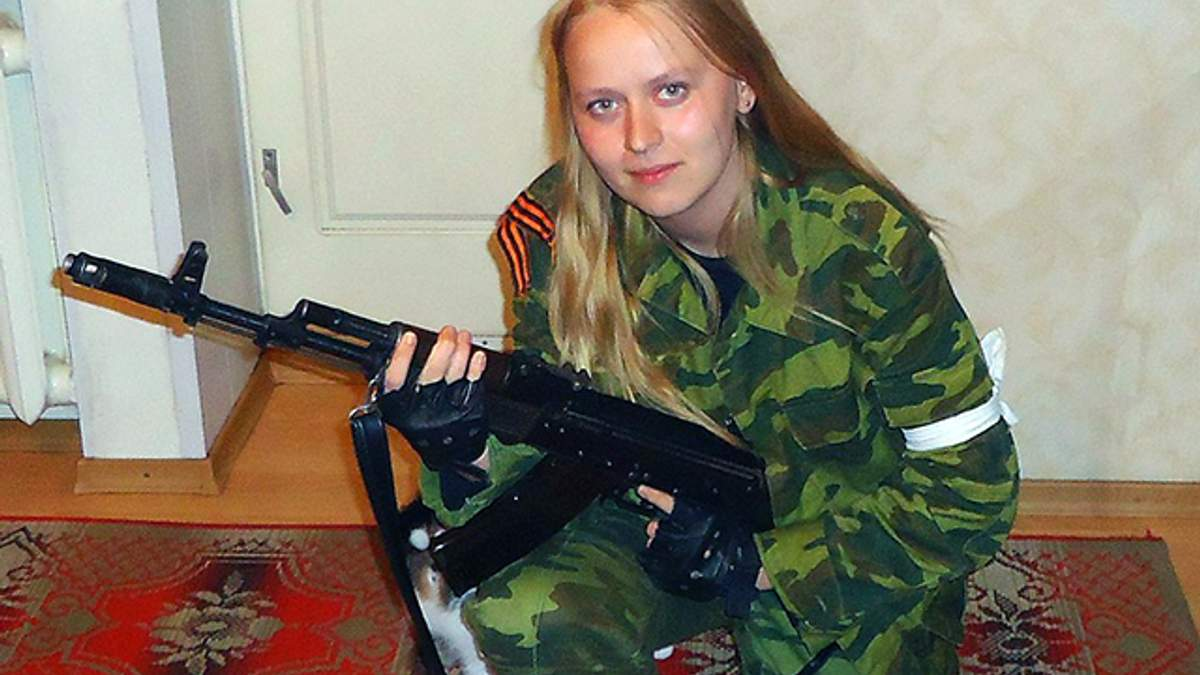 """На окупованій Донеччині вбили відому терористку """"Сирену"""": фото"""