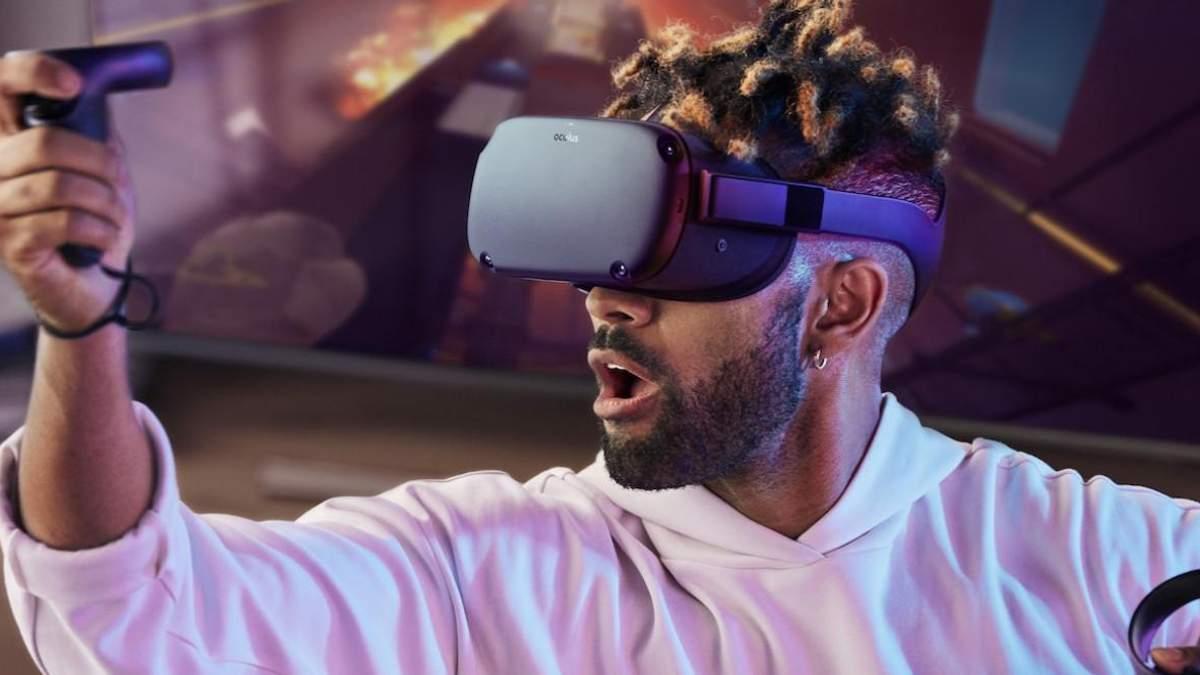 Oculus Quest: особенности и цена новинки