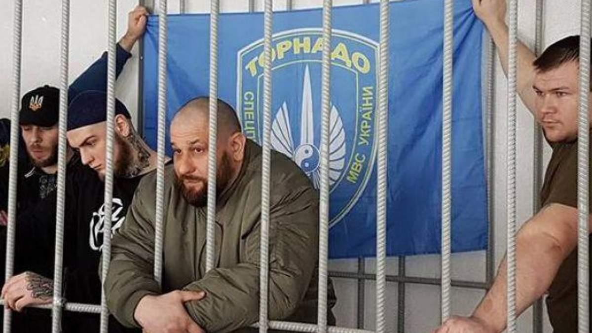 Бунт в Лукьяновском СИЗО: экс-торнадовцам объявили новое подозрение