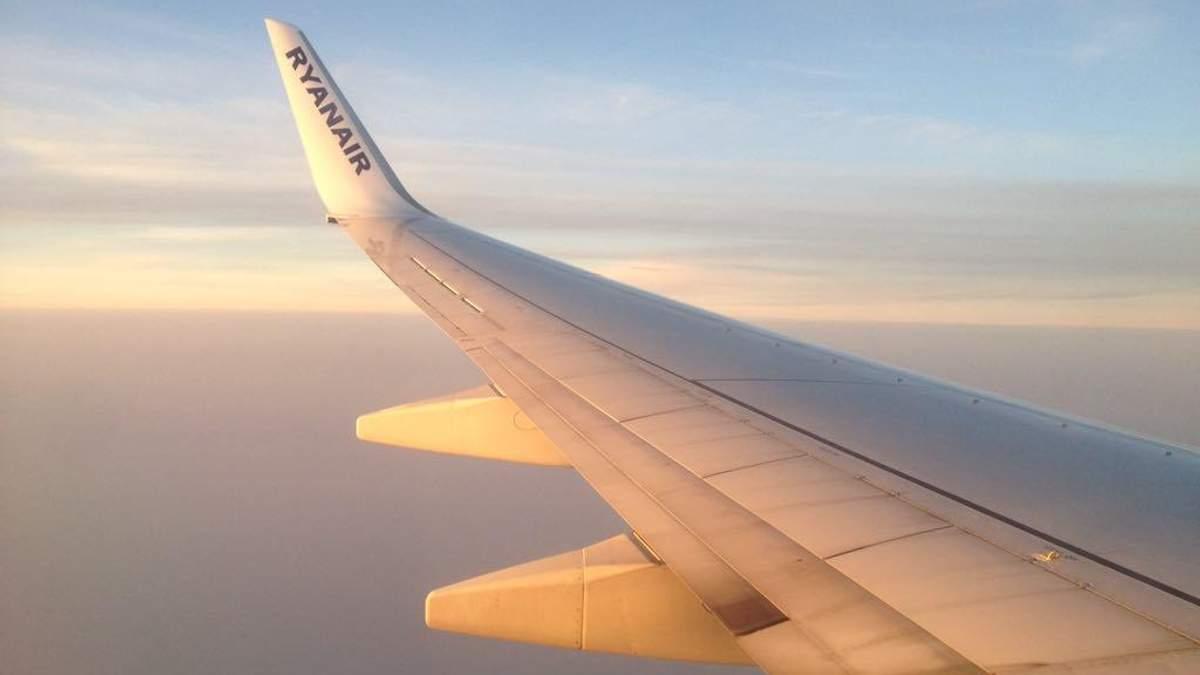 Ryanair отменил 250 рейсов в 6 странах Европы