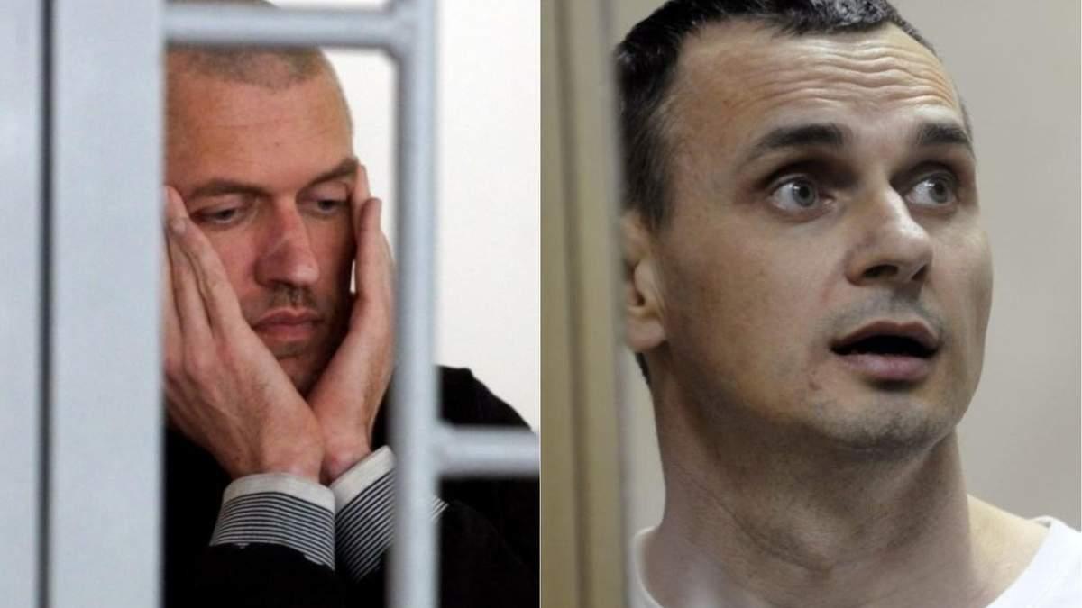"""""""Хай подумає про дітей і не голодує"""": політв'язень Клих написав листа Сенцову"""