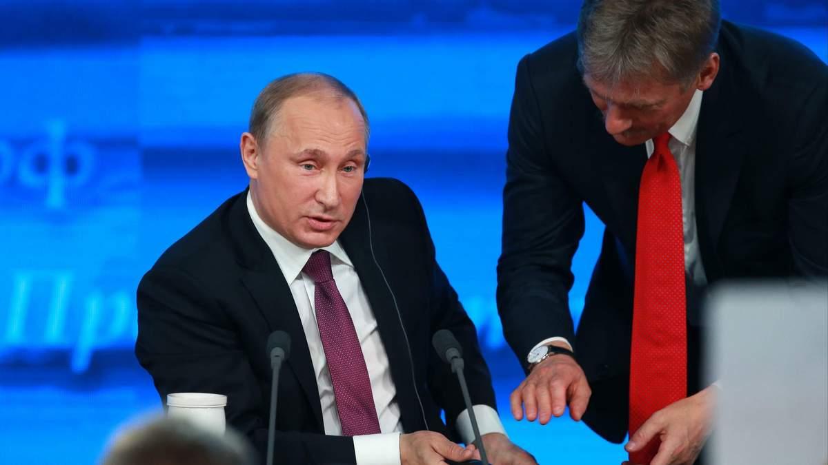 """У Путина отреагировали на разоблачение """"Боширова"""" и """"Петрова"""""""