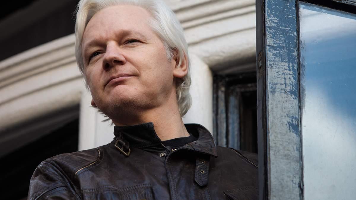 Джуліан Ассанж більше не головний редактор WikiLeaks