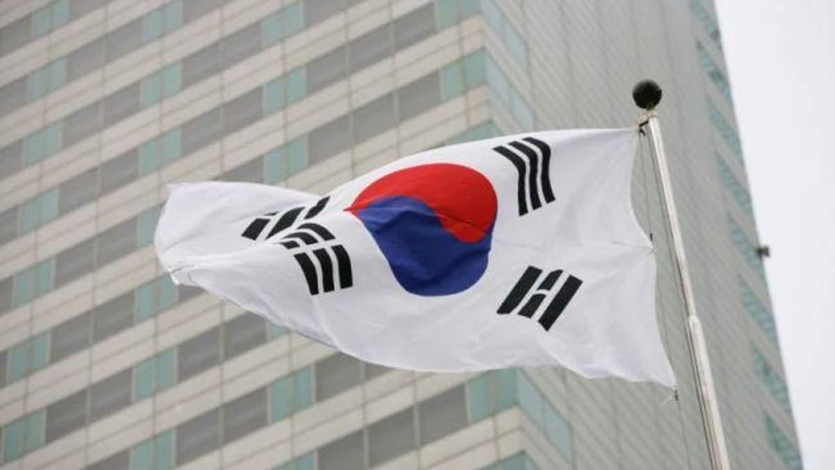 В Южной Корее арестовали российское судно