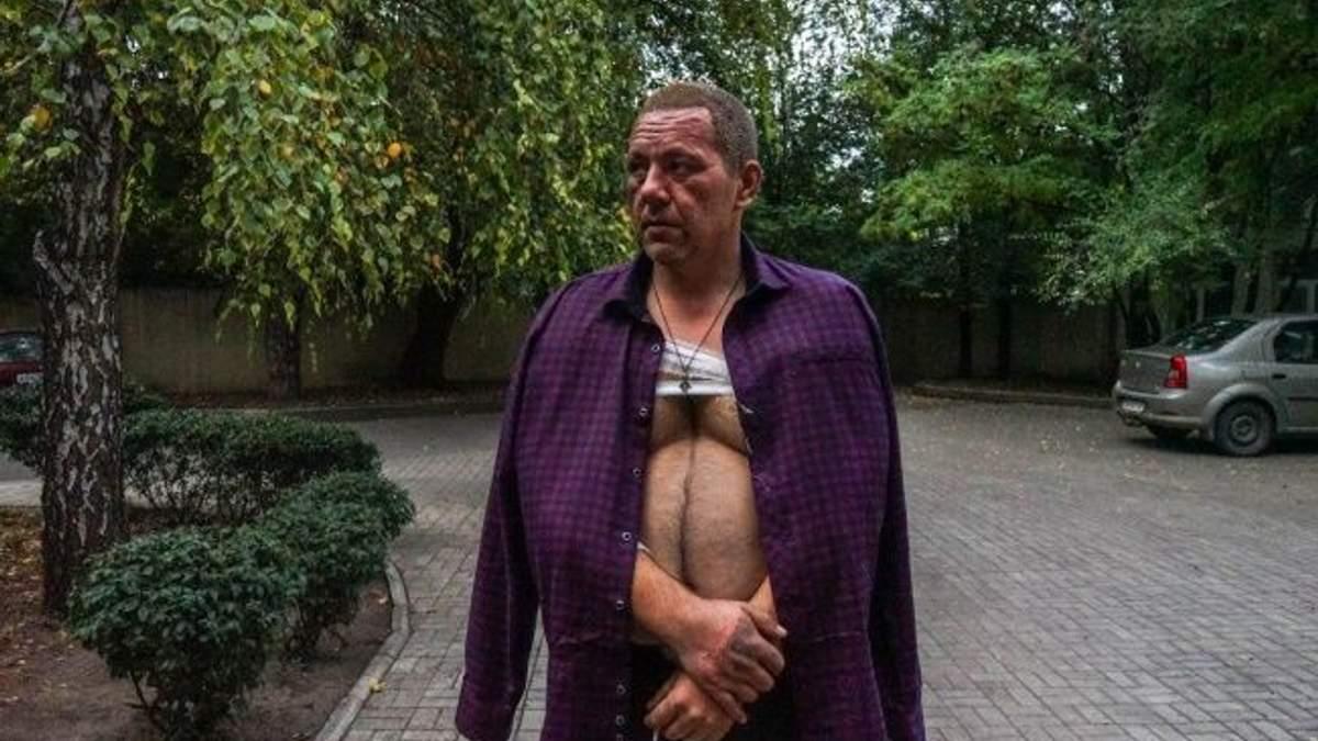 Окупанти вважають, що Хакімзянов інсценував замах на себе