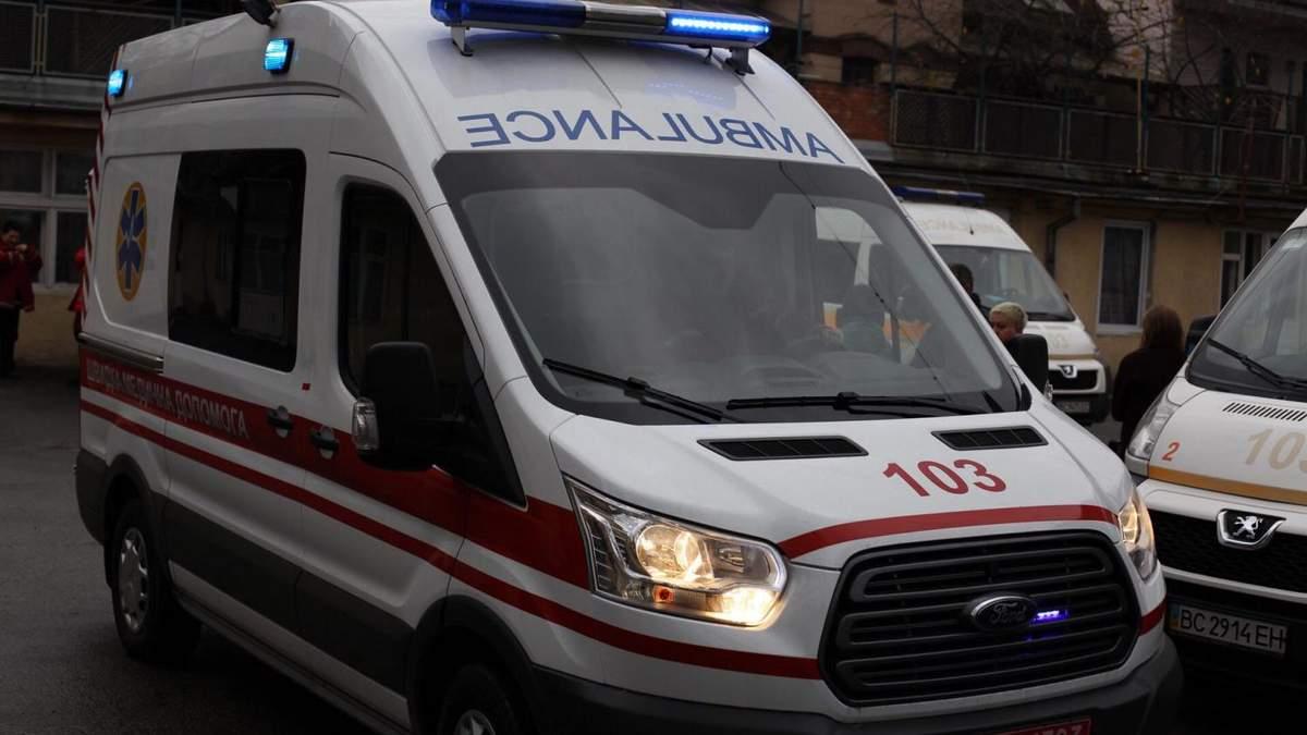 У Харкові водій на смерть збив старшу жінку та зник з місця ДТП