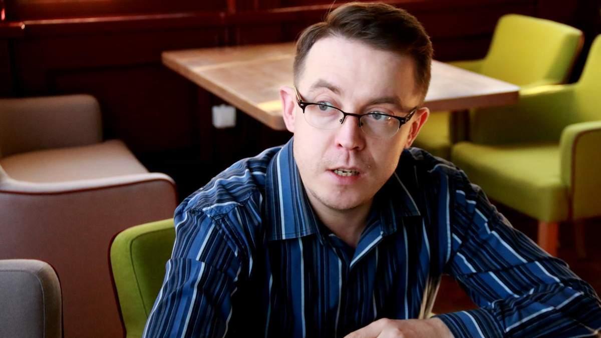 Українці – нація бовдурів, – український журналіст відзначився гострою заявою