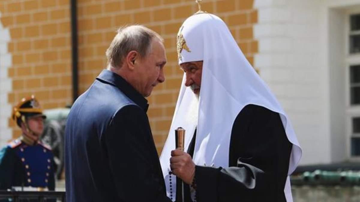 Московський патріархат проти Томосу: як парафіян готують організовувати провокації