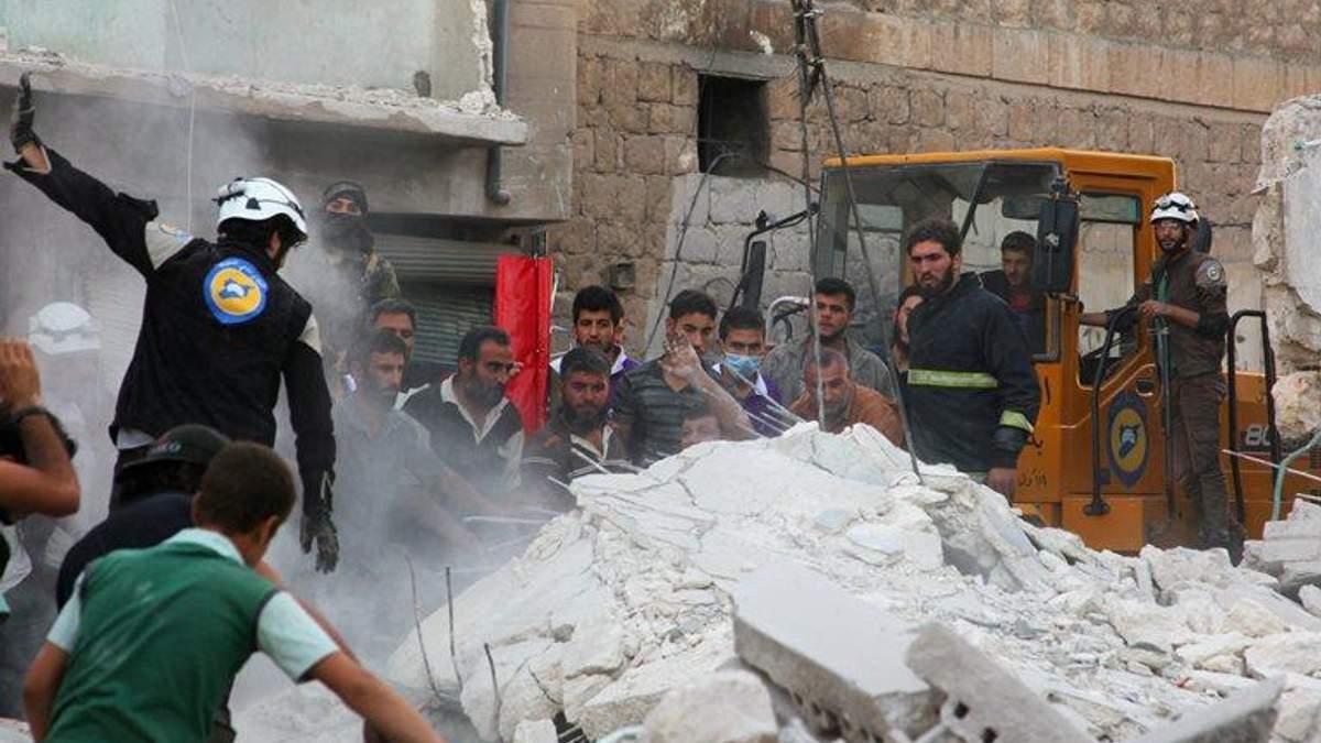 Скільки людей вбила Росія у Сирії: шокуючі дані правозахисників