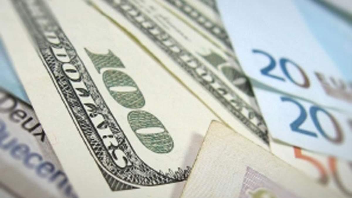 Готівковий курс валют 1 жовтня в Україні