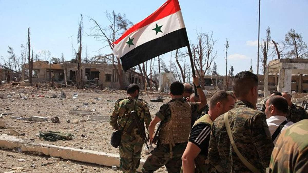 Кремль опубликовал потери за три года операции в Сирии – цифры явно занижены