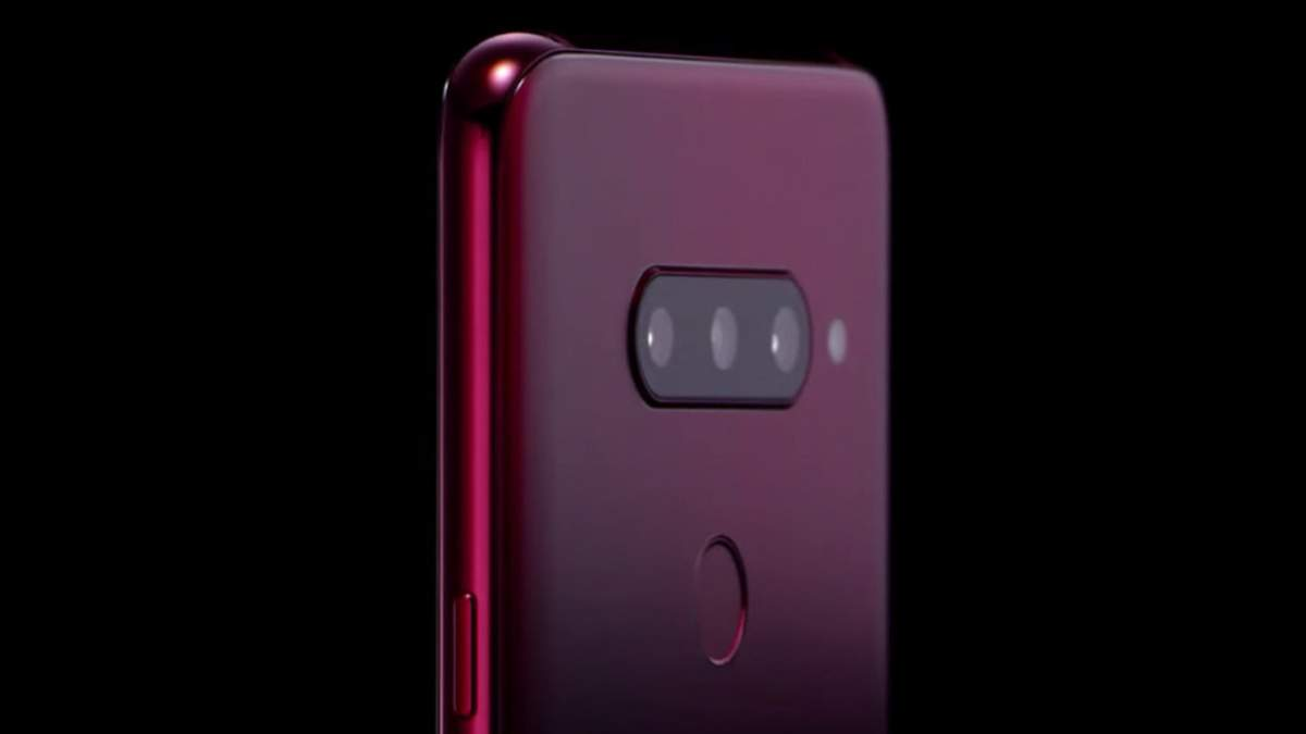 LG V40 ThinQ: особенности камеры