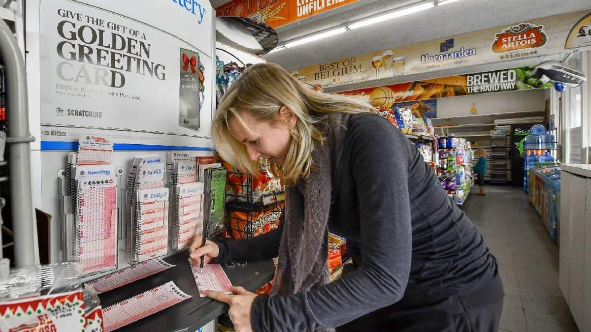Українці мають всі шанси виграти 367 мільйонів доларів в лотереї США