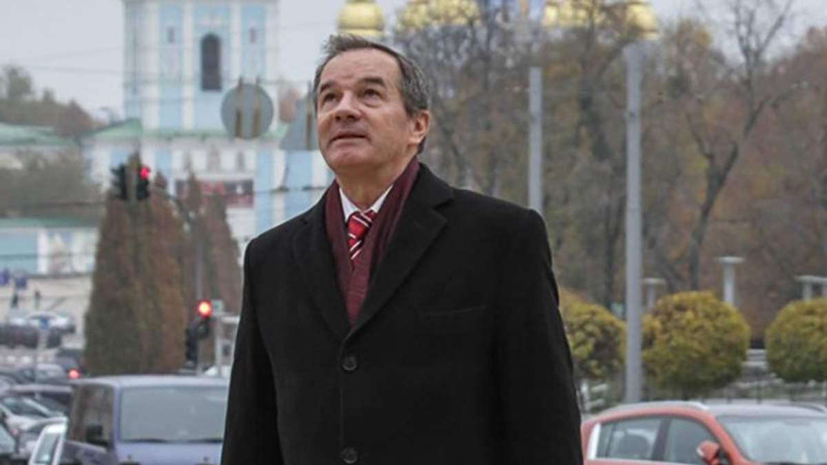Мішель Терещенко йде в Президенти України