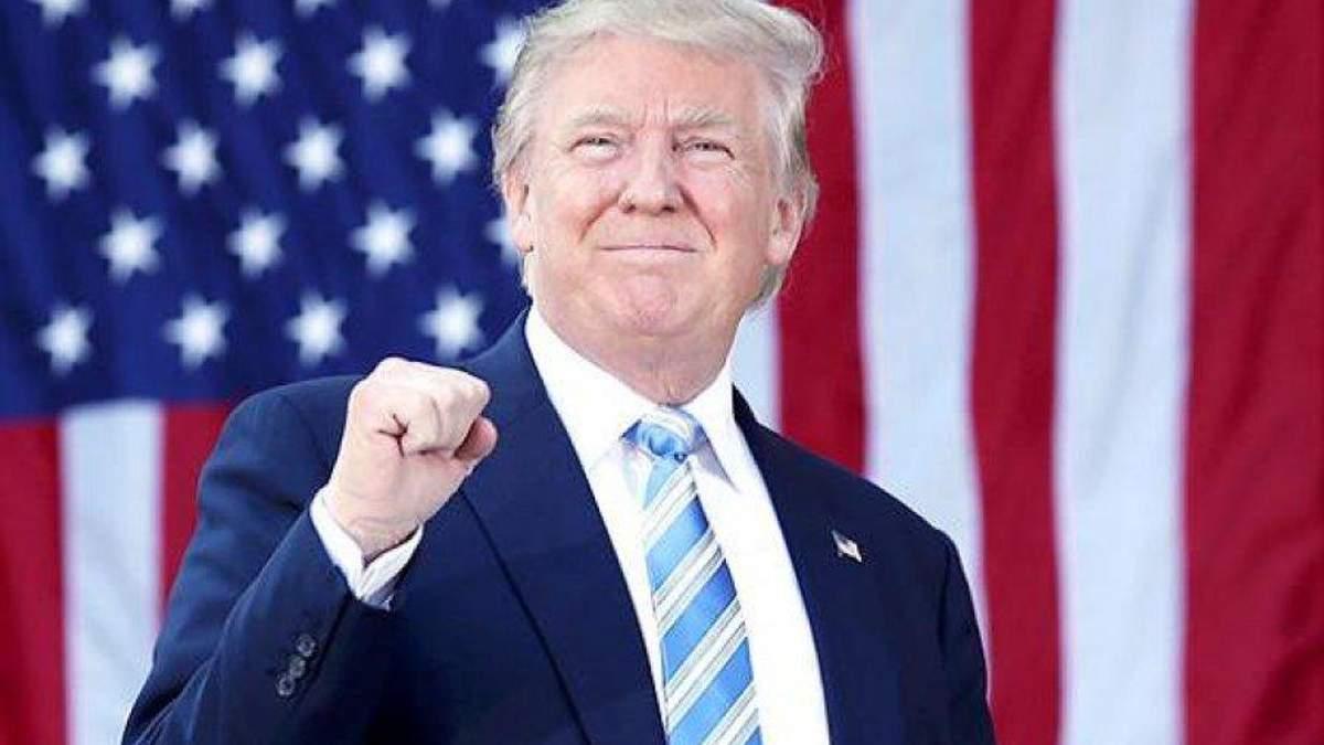 Это объединение трех великих наций: Трамп рассказал о новом торговом соглашении
