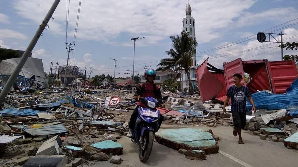 Смертоносная стихия в Индонезии: МИД просит украинцев дать о себе знать