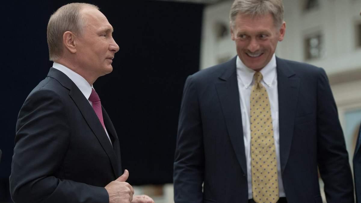 """""""Не хочемо у цьому брати участь"""": У Кремлі зробили різку заяву про отруєння Скрипалів"""