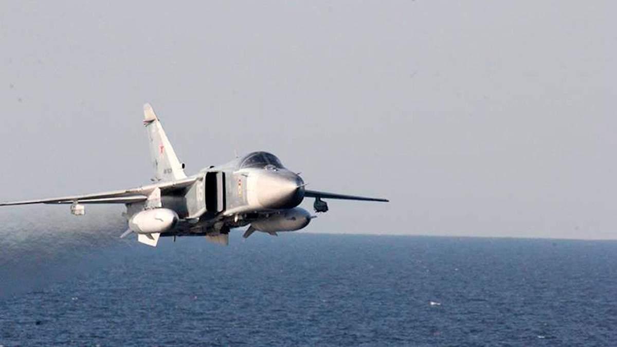 """""""До божевілля небезпечно"""": з'явилося відео вражаючого маневру літака ЗСУ"""