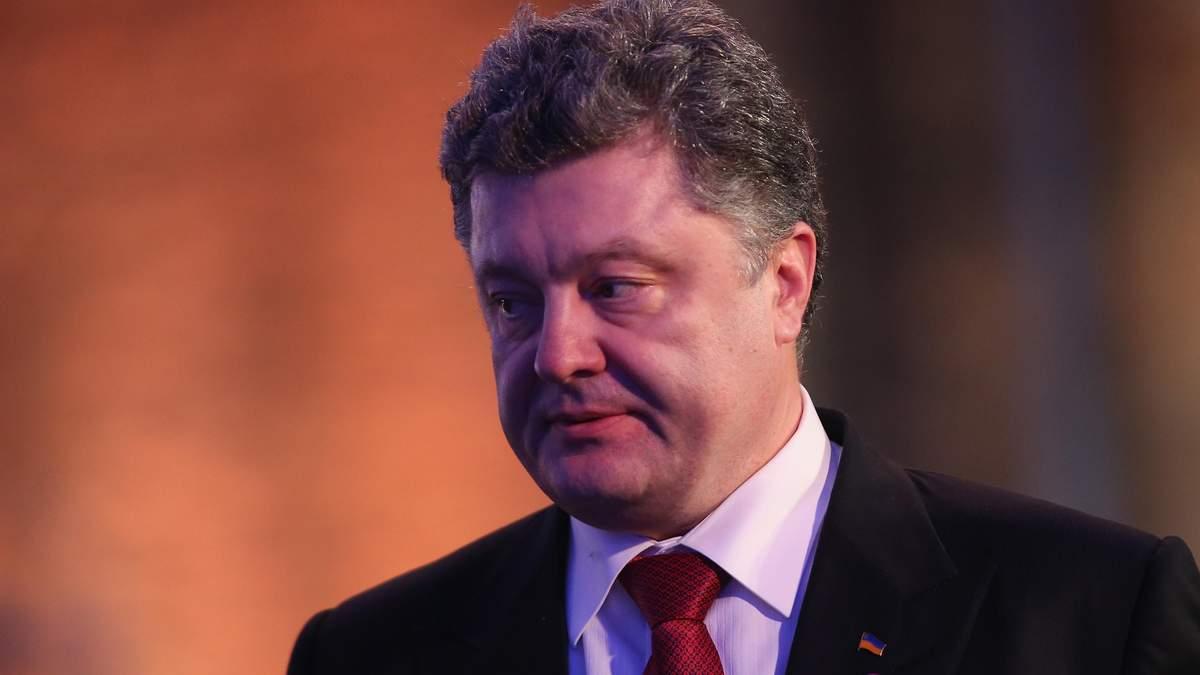 На Порошенка подали до суду через Томос: у Президента різко відреагували