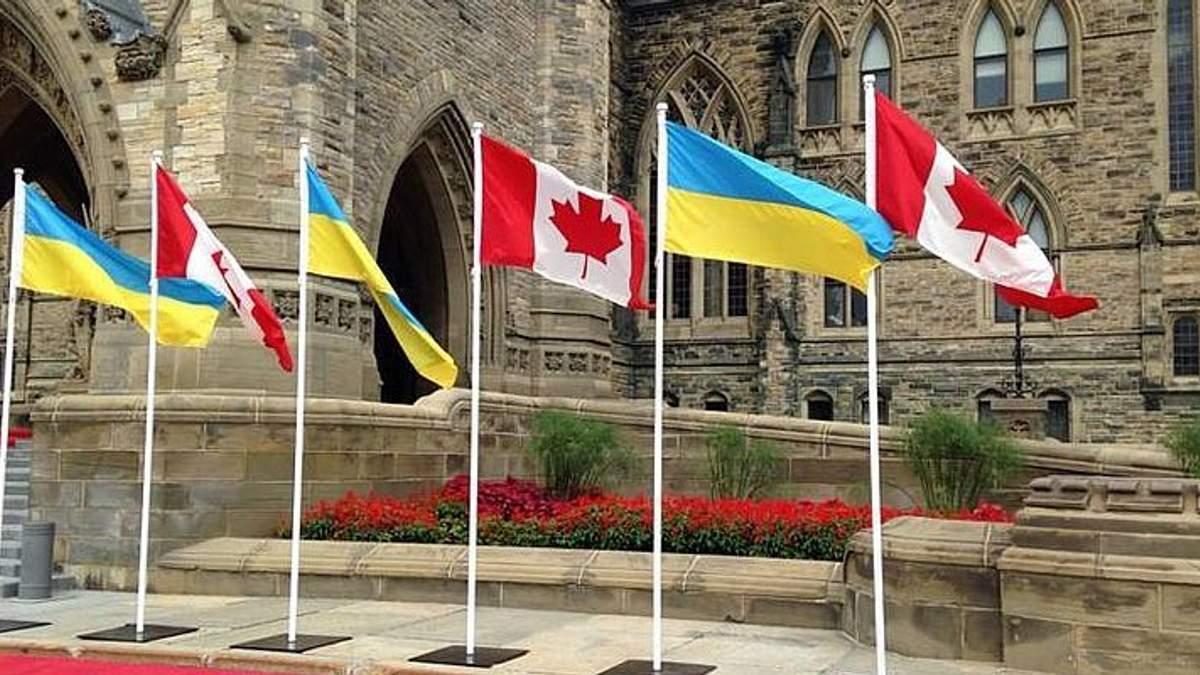 Канада вступилась за Украину в ООН