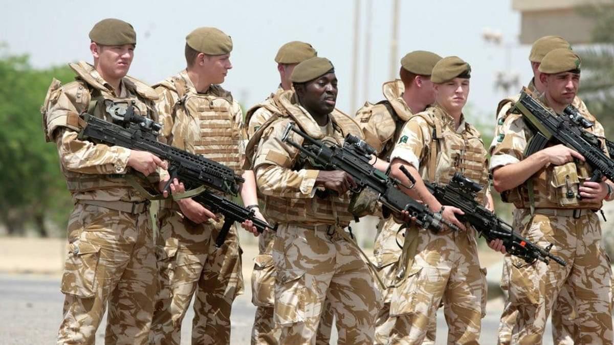 Росія різко відреагувала на збільшення військового контингенту Великобританії в Арктиці
