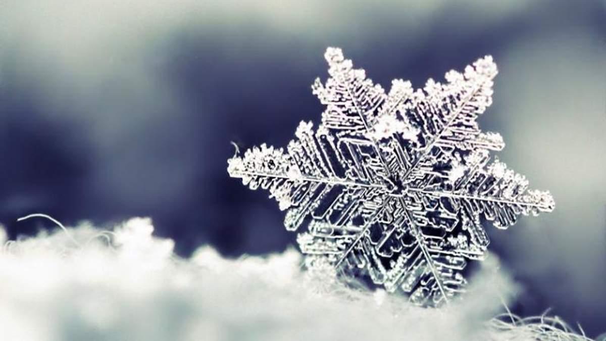 Коли випаде сніг в Україні 2018 - прогноз синоптиків