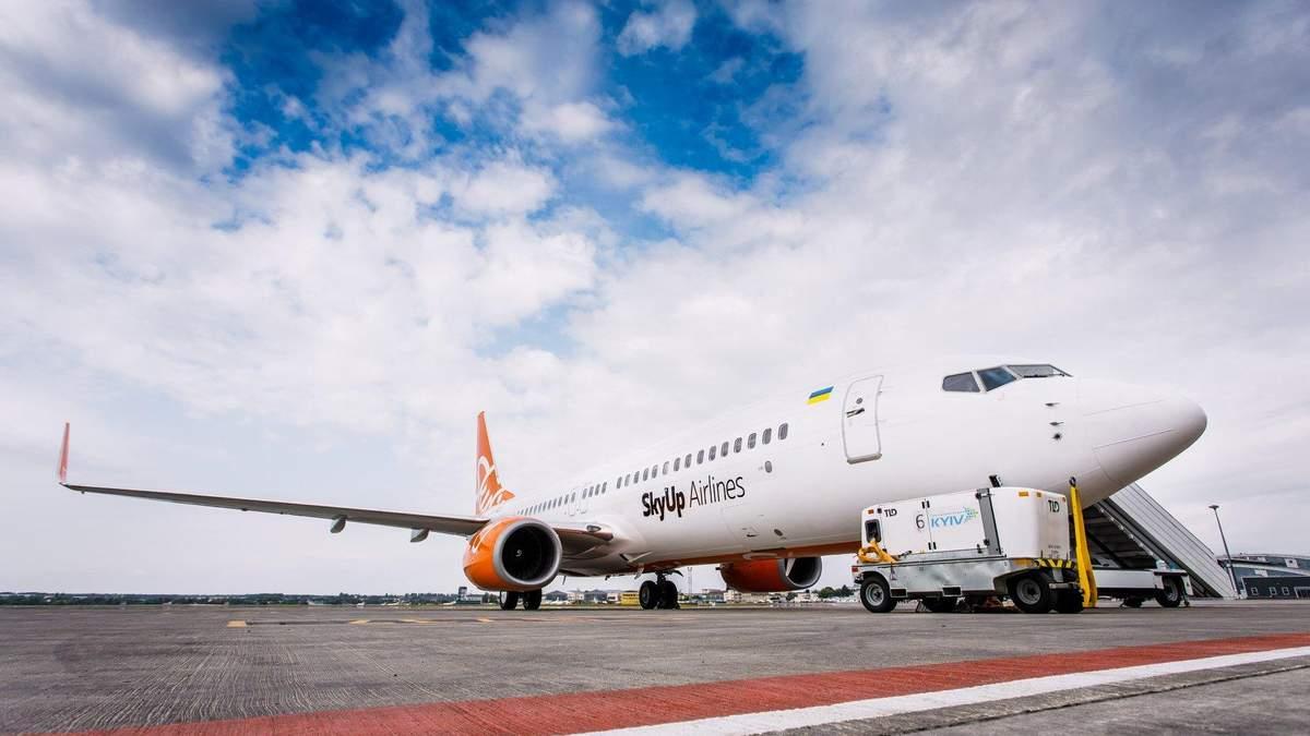 SkyUp получила разрешение на полеты в Европу.