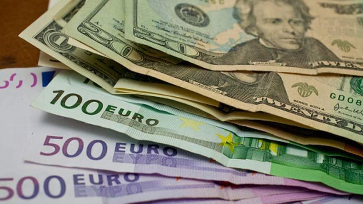Курс валют НБУ на 4 октября