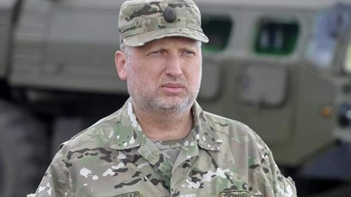 Росія стягнула війська на кордон з Україною, є загроза вторгнення, – Турчинов