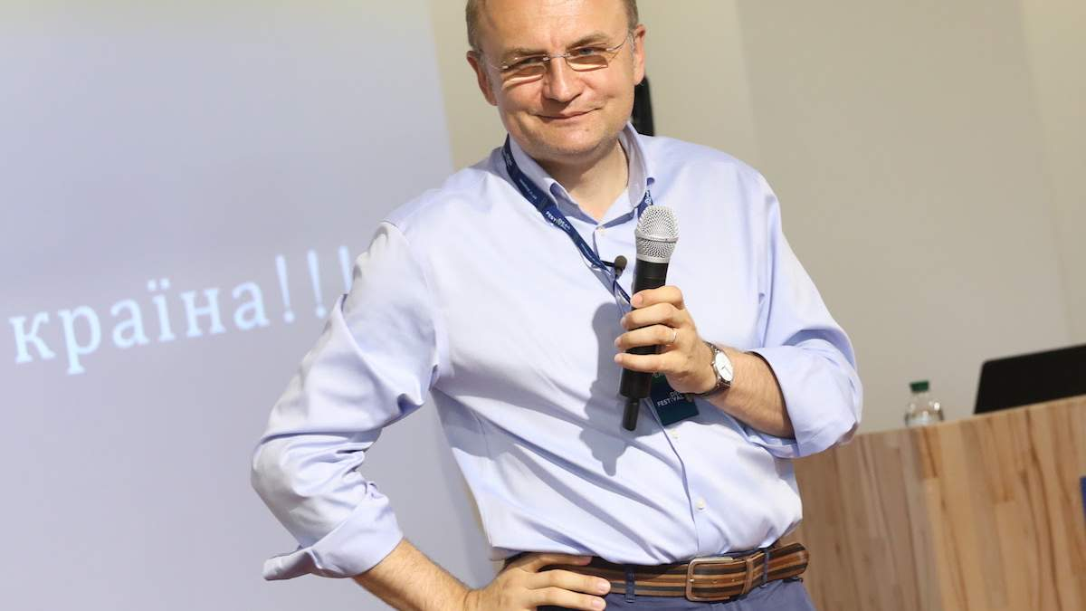 Садовий оголосив про участь у виборах Президента України