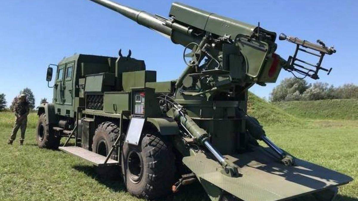 Показали можернізовані танки ЗСУ