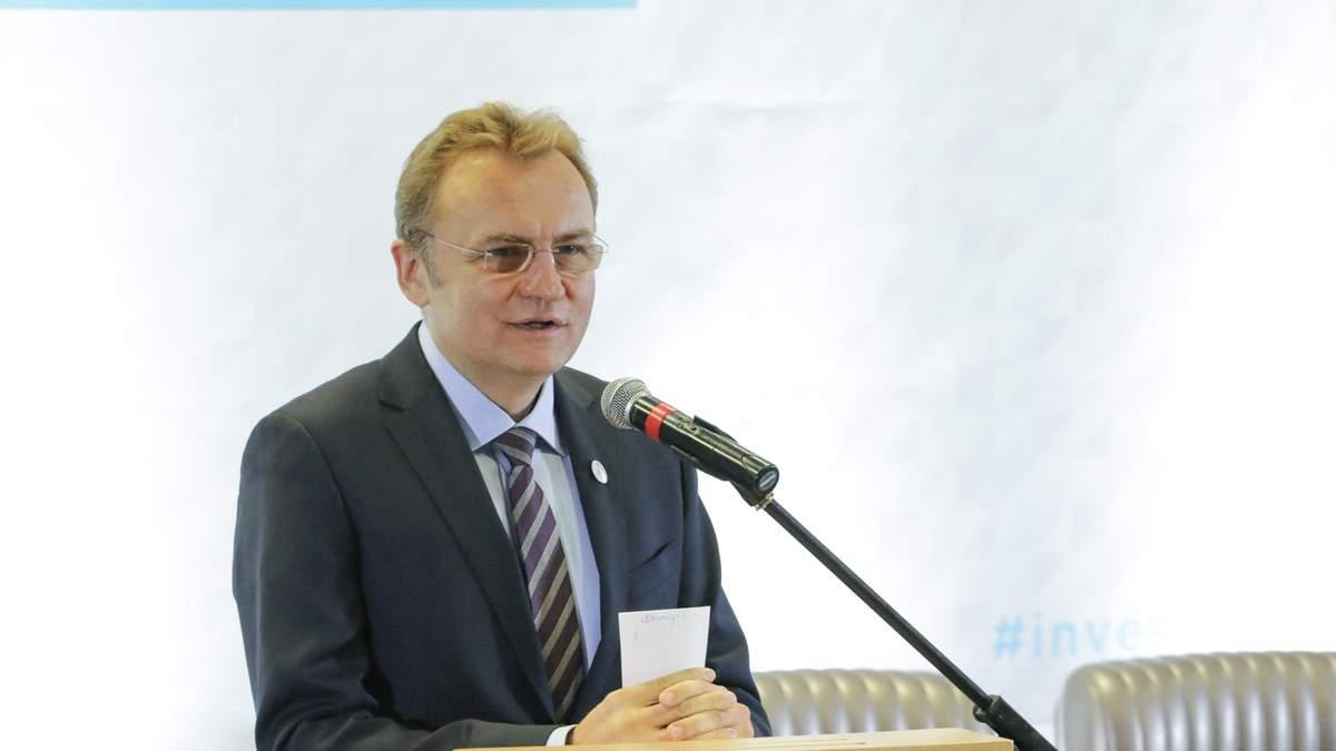 Андрій Садовий розповів про перші кроки на посаді президента