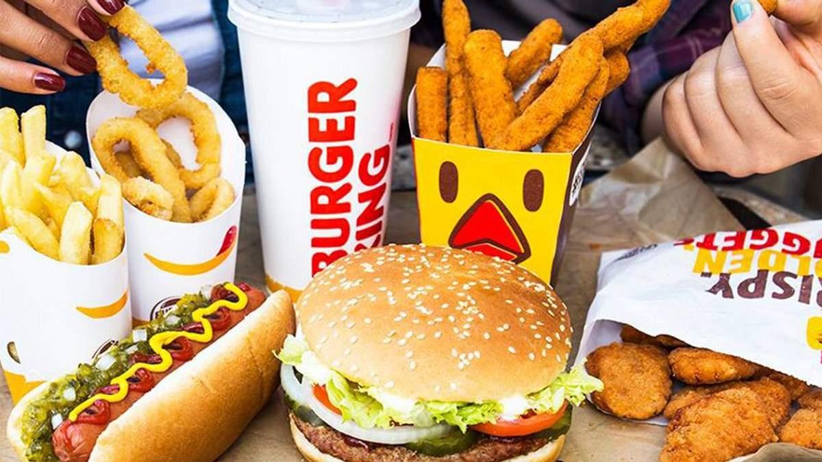 Burger King показав серію дотепної реклами