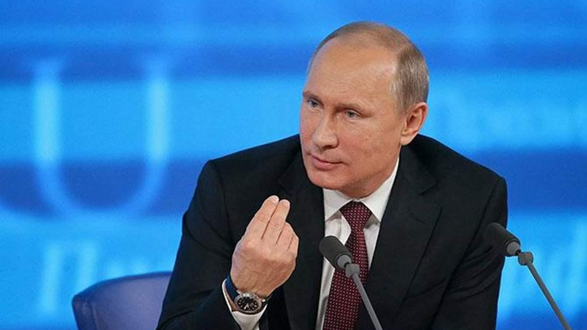 """Путін назвав шпигунство і проституцію """"найважливішими професіями"""" у світі"""