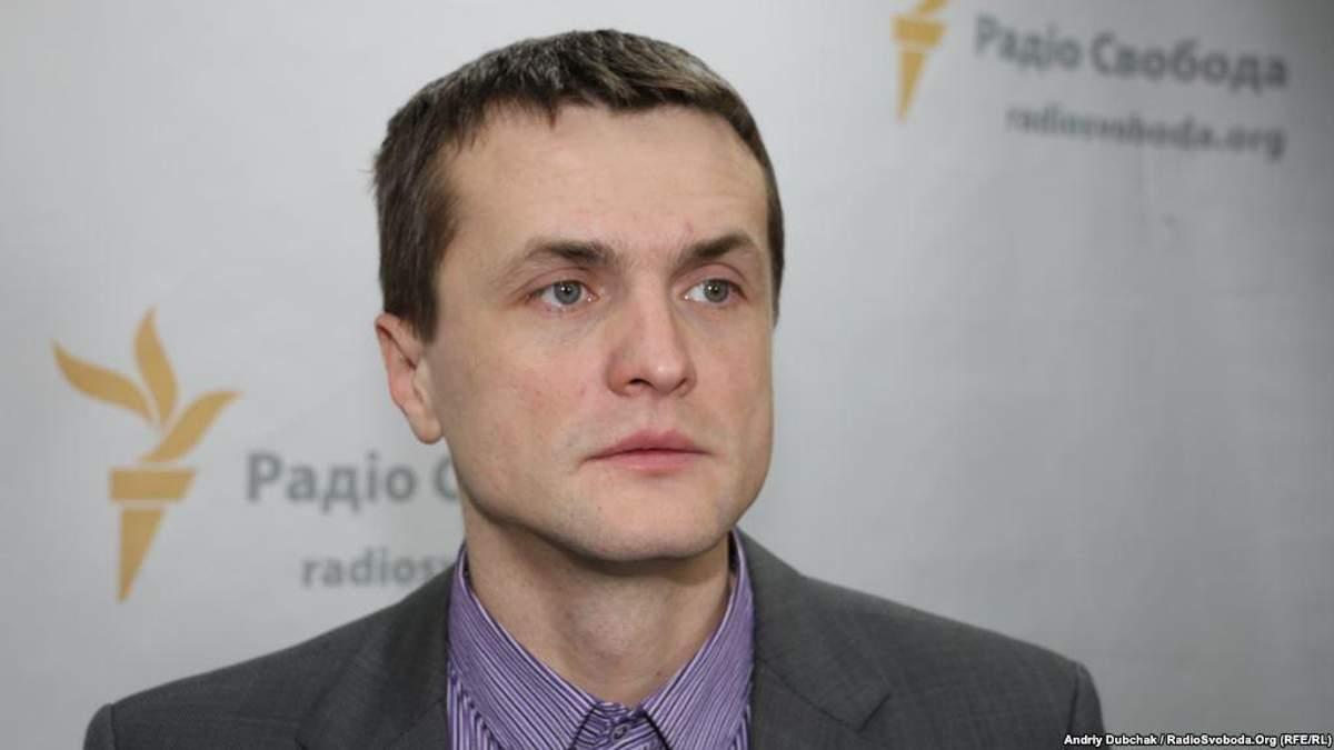 Голосование за особый статус Донбасса еще раз доказало союз БПП и Оппоблока, – Игорь Луценко
