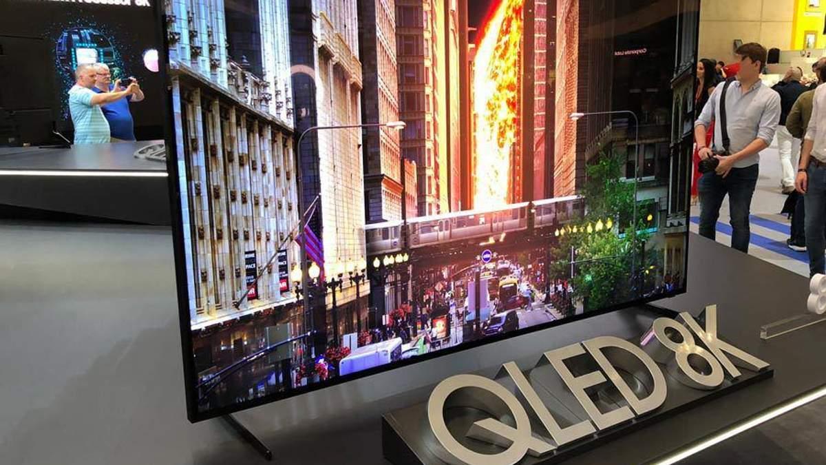 QLED-телевизор Q900R от Samsung