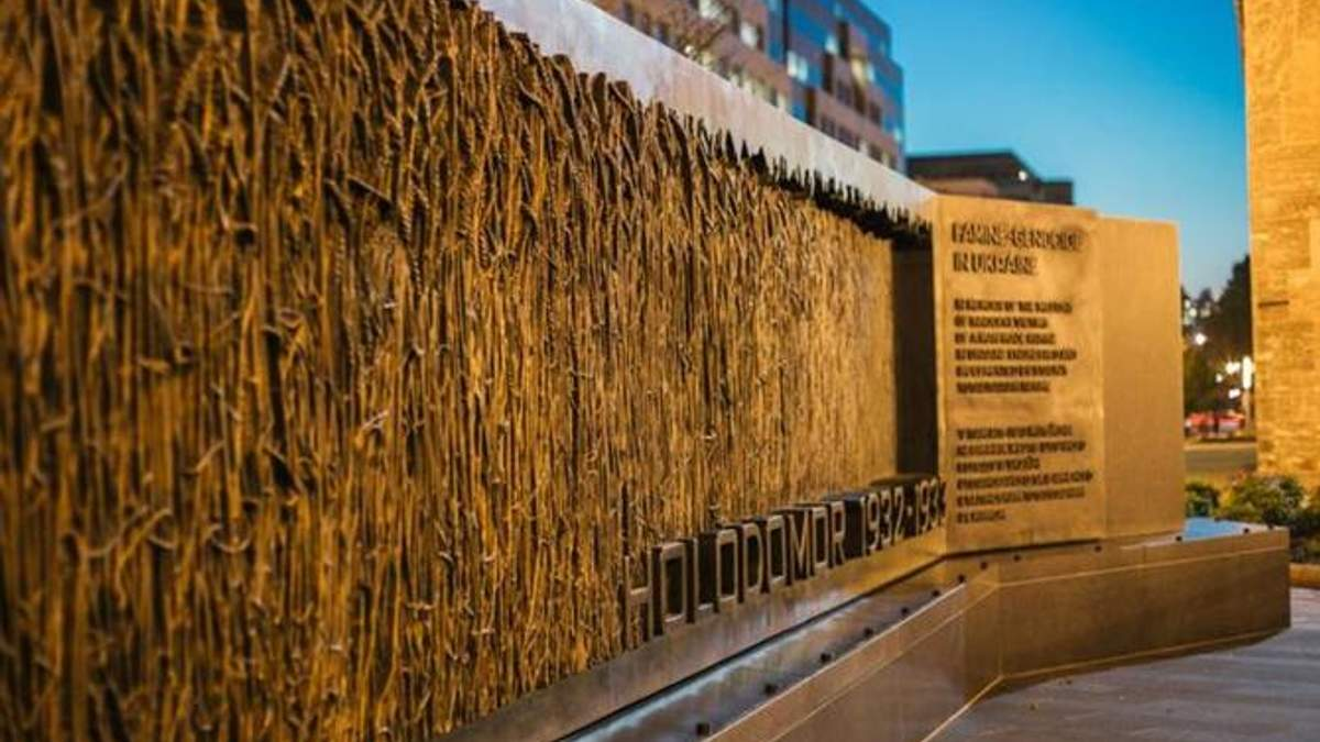 Сенат США признал Голодомор геноцидом