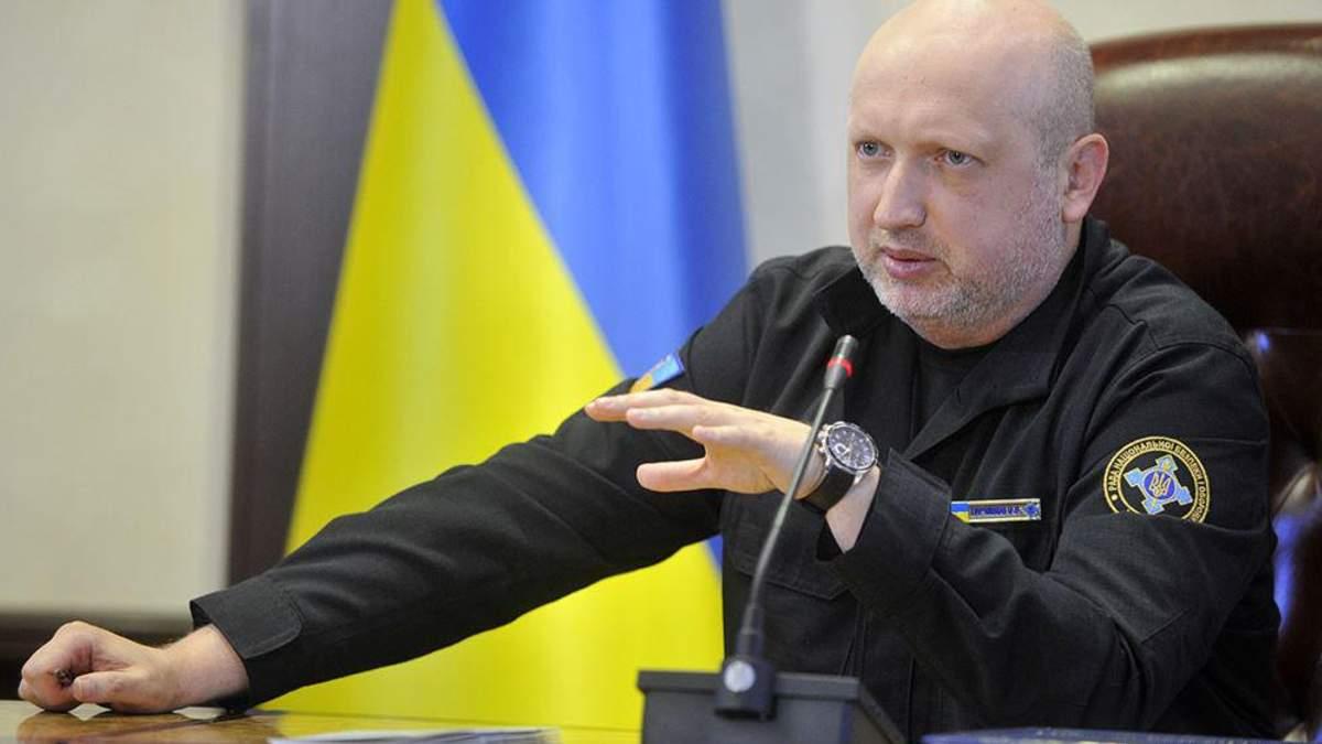 Турчинов назвал основную угрозу для отношений Украины и Польши