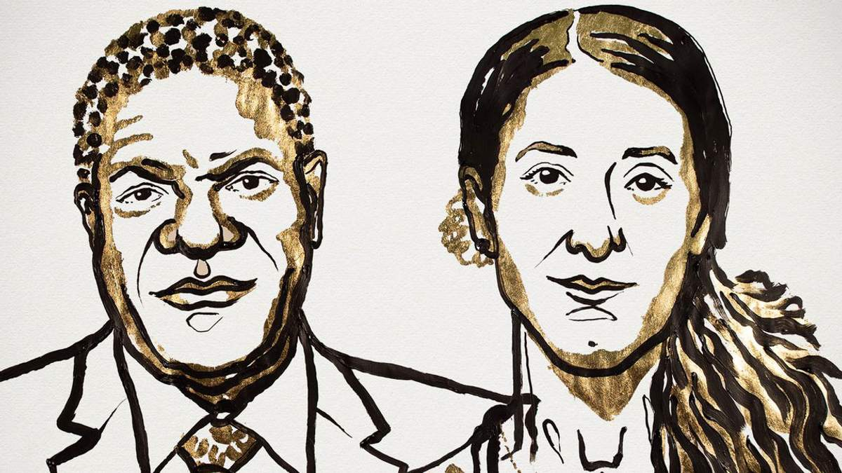 Нобелівська премія миру 2018: хто став лауреатом премії миру